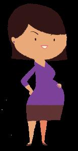 Pregnant_purple